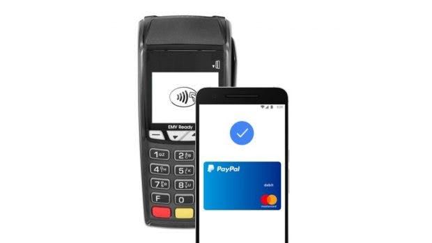 Google Pay unterstützt jetzt Paypal als Zahlungsmittel. (Bild: Google)