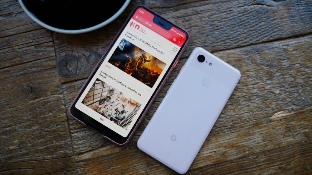 Google Pixel 3 und 3 XL. (Foto: t3n.de)