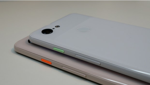 Pixel 3 über dem Pixel 3 XL. (Foto: t3n.de)
