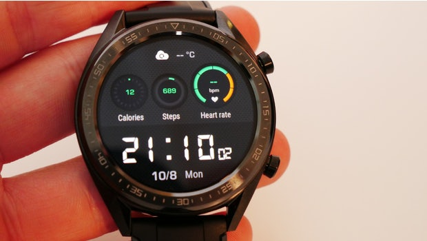 Huawei Watch GT. (Foto: t3n.de)