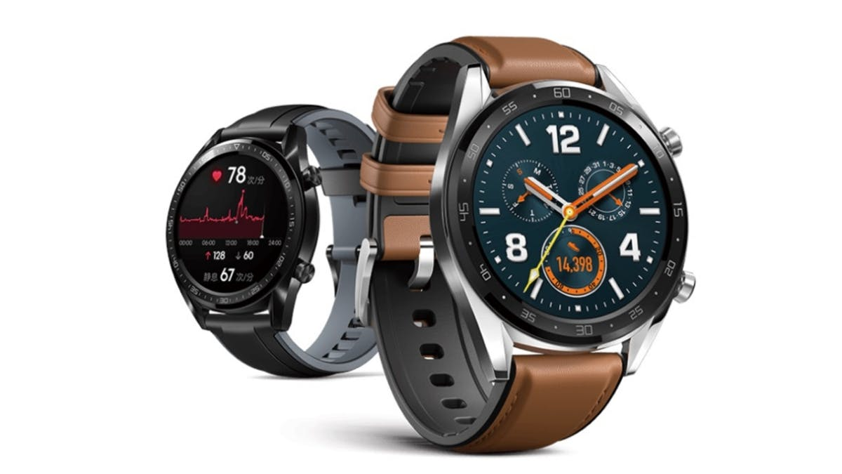 Huawei stellt Watch GT mit eigenem Betriebssystem vor