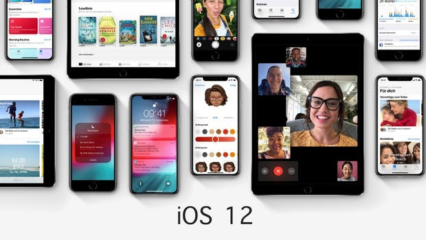 iOS 12.1. (Bild: Apple)