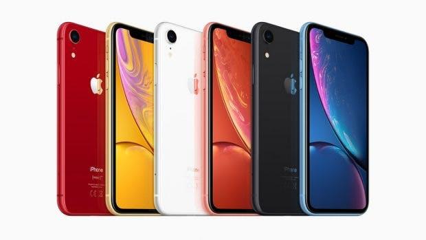 Apple iPhone Xr. (Bild: Apple)