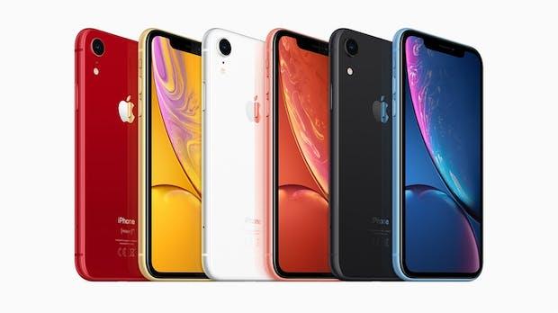 Apple: Das iPhone Xr ist unser Bestseller