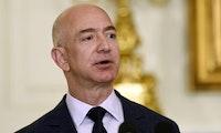 Jeff Bezos ist jetzt über 200 Milliarden Dollar wert