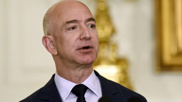 Jeff Bezos, Jack Ma und Elon Musk sind die Business-Personen des Jahrzehnts