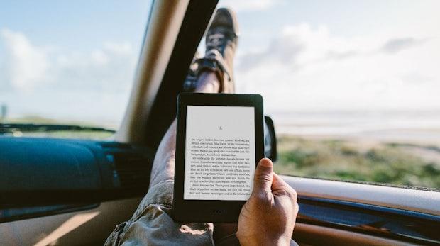 Update Für Den Kindle Paperwhite Amazon Integriert Audible