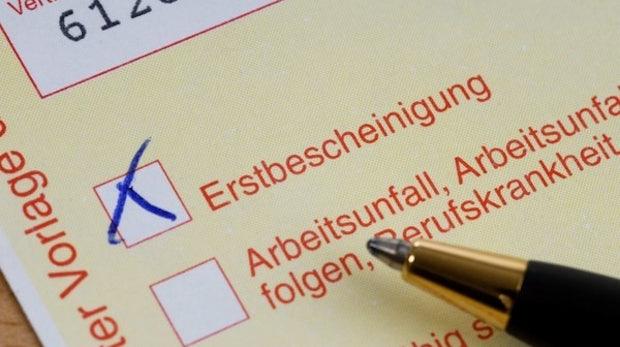 Krankschreibung: So viele Tage im Jahr fallen Deutsche aus