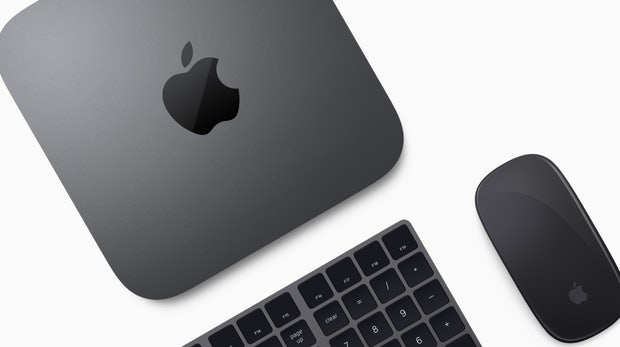 Mac Mini 2018: Quadratisch, performant, gut