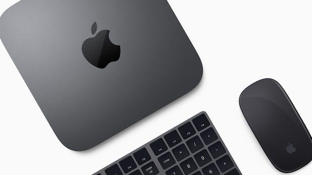 Mac Mini (2018): Apple verpasst seinem kleinen macOS-Rechner ein großes Update