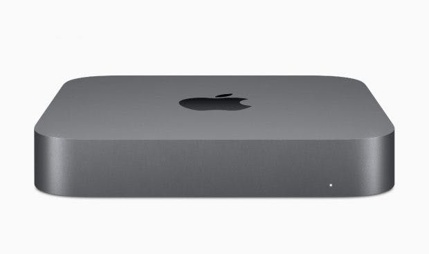 Mac Mini (2018). (Bild: Apple)