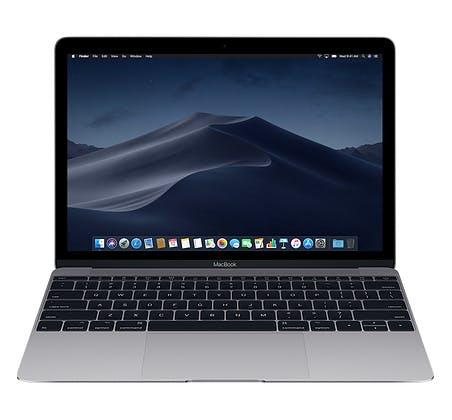 Das Macbook wurde zuletzt 2017 aktualisiert. (Bild: Apple)