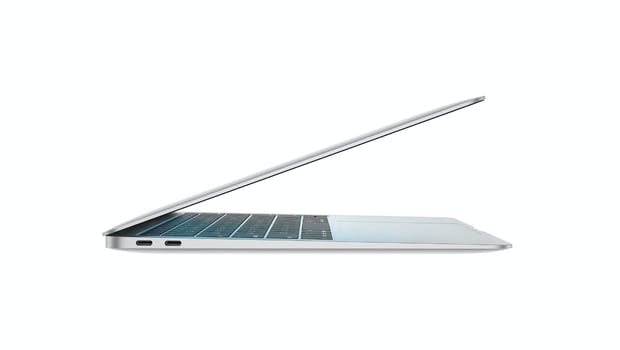 Das neue Macbook Air (2018). (Bild: Apple)