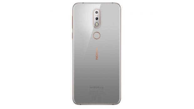Nokia 7.1. (Bild: HMD Global)