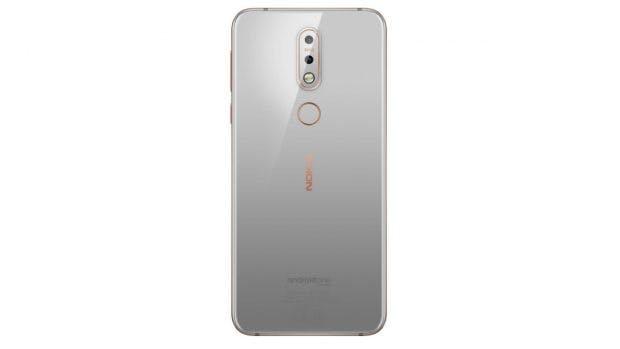 Nokia 7.1. (Bild: HMD Global)