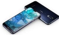 Nokia 7.1 ist offiziell: Elegantes Android-One-Smartphone mit Notch und 5,8-Zoll-Display