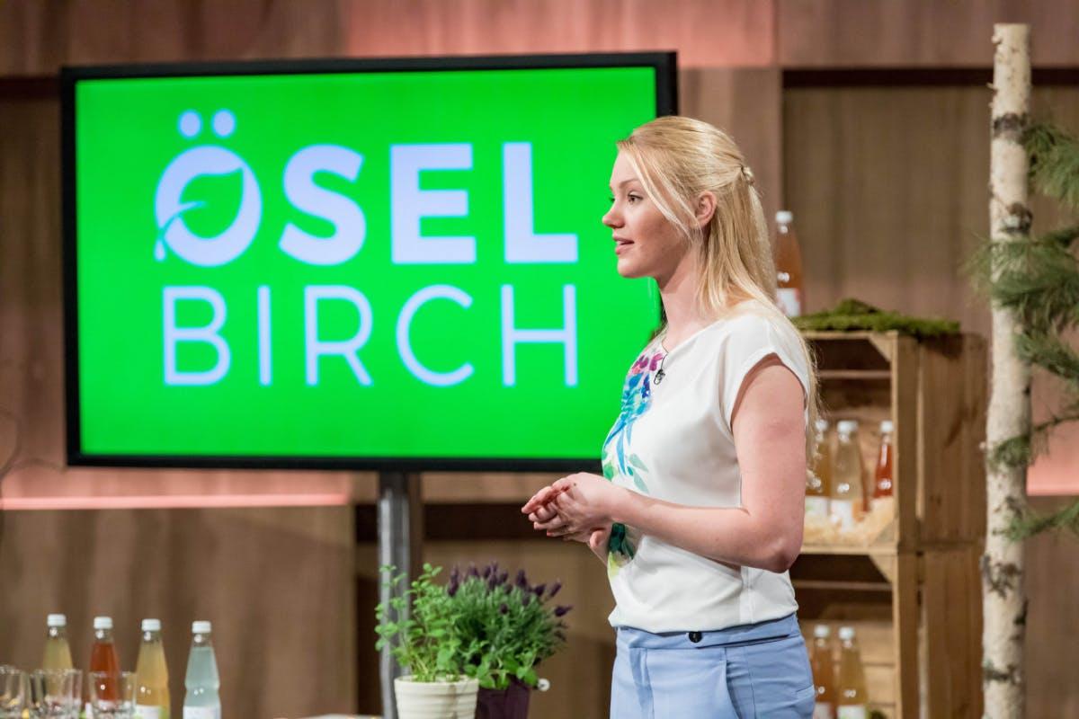 Anne-Liis Theisen von Öselbirch (Foto: MG RTL D)
