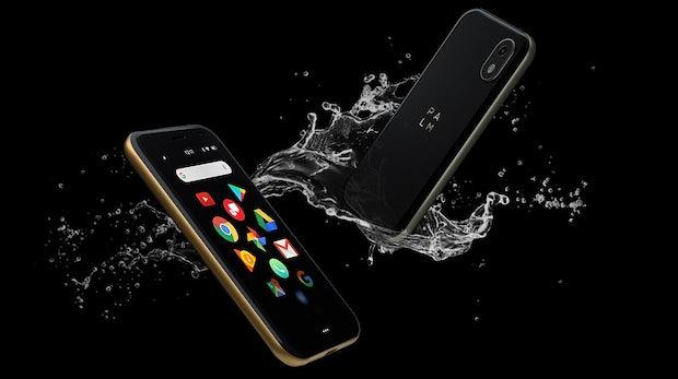 Palm ist zurück – als kleines Android-Smartphone mit einem 3,3-Zoll-Display