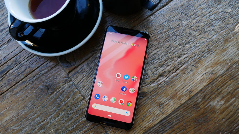 Das Google Pixel 3. (Foto: t3n.de)