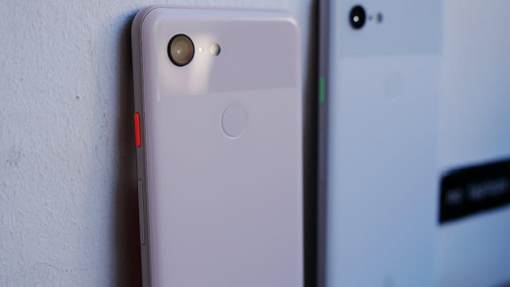 """Das Pixel 3 in """"Not Pink"""". (Foto: t3n.de)"""