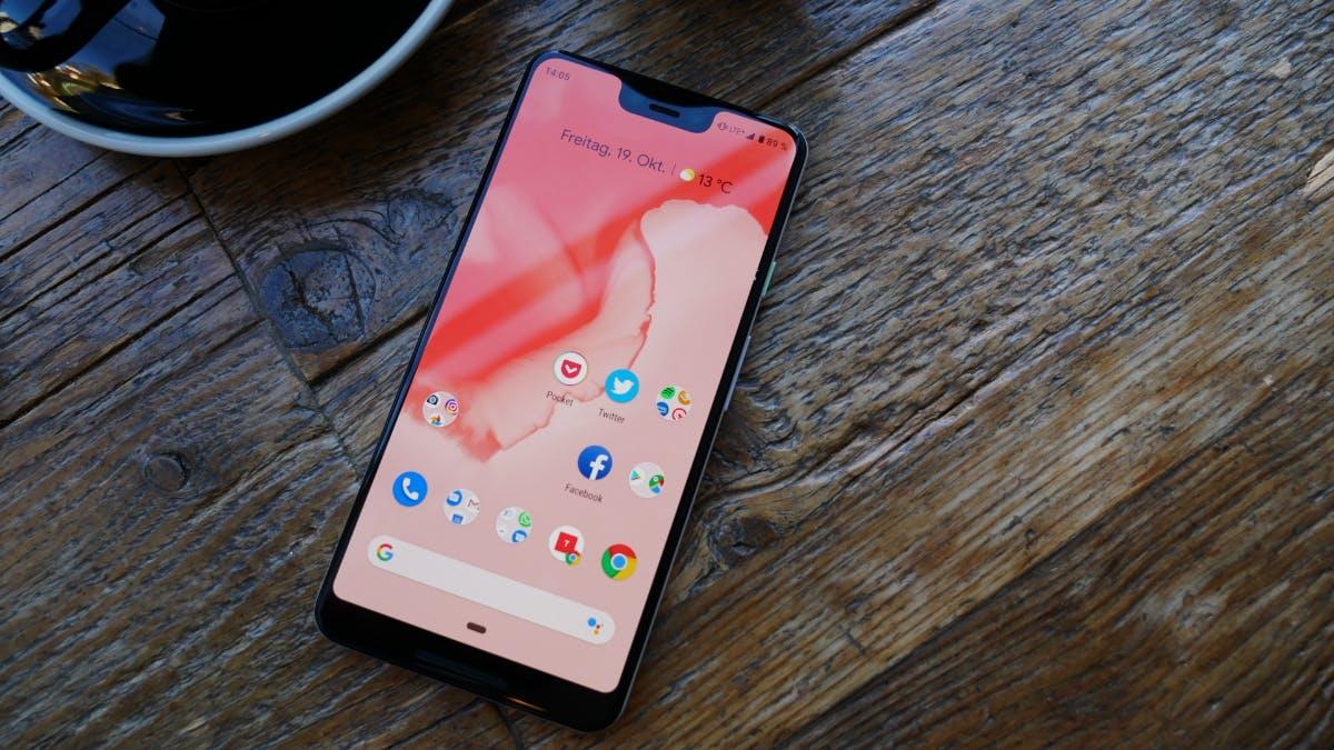 Android Q: Google will den Zurück-Button endlich abschaffen