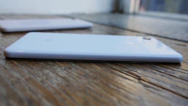Google Pixel 3 XL von der Seite. (Foto: t3n.de)