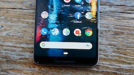"""Google Pixel 3 XL: Die neue Gestensteuerung mit """"Tictac"""". (Foto: t3n.de)"""