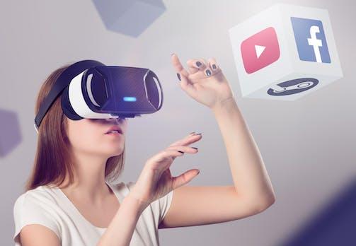Facebook forscht – Entwicklung einer eigenen AR-Brille