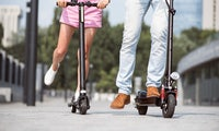 Trend ist endgültig angekommen: E-Tretroller in Berlins Szenebezirken