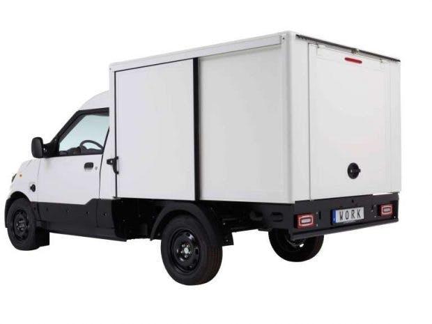 Carsharing: Bosch wird ab Dezember 2018 Elektrotransporter der Post-Tochter Streetscooter an Baumarktkunden verleihen. (Foto: Streetscooter)