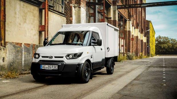 Genug Platz für Einkäufe: Bosch startet Carsharing-Dienst für E-Transporter