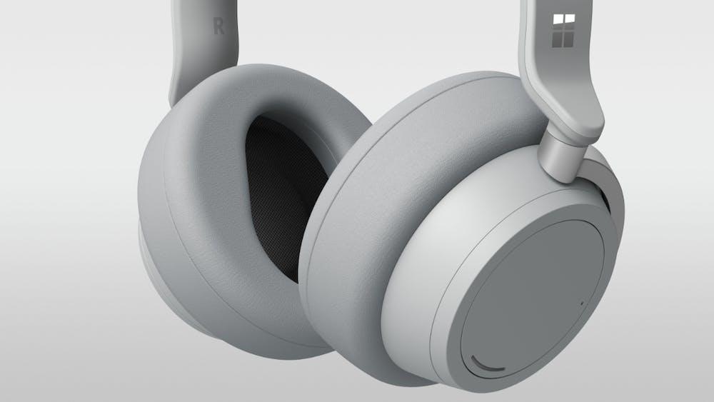 Surface Headphones. (Bild: Microsoft)