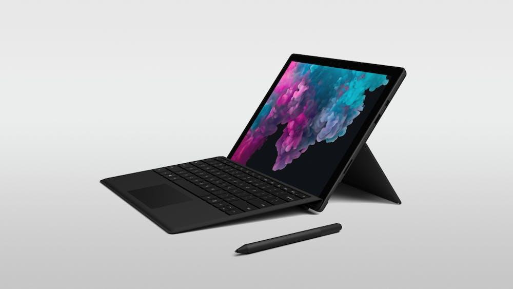 Microsoft Surface Pro 6. (Bild: Microsoft)