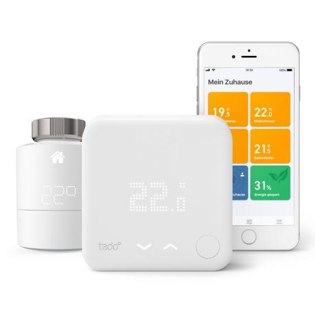 Tado hatte zur Ifa 2018 neue Smarthome-Produkte vorgestellt – und ein Abomodelle für bestimmte Funktionen. (Bild: Tado)