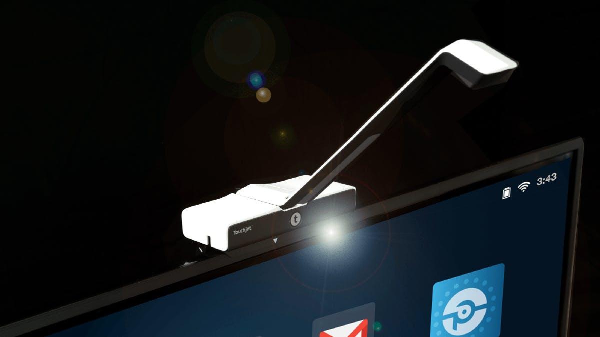 Dieses Gadget verwandelt euren Fernseher in ein riesiges Android-Tablet