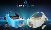 Vive Focus: HTCs autarkes VR-Headset bald auch in Europa erhältlich