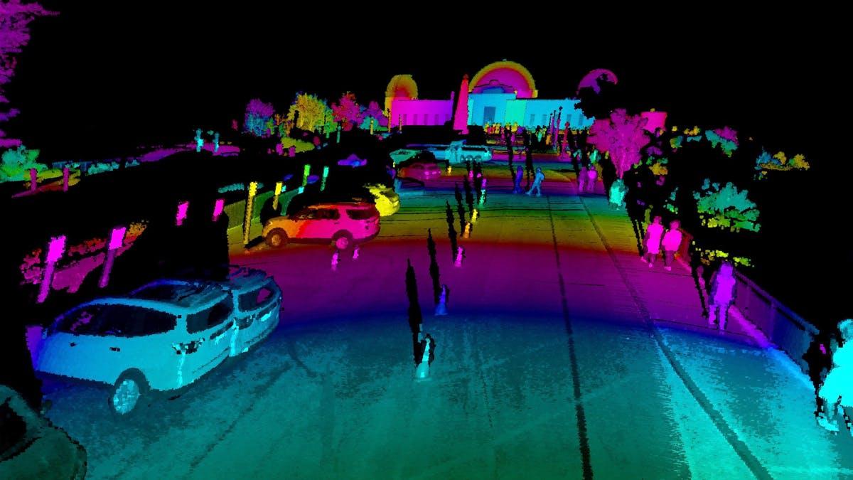 Autonomes Fahren – Volvo und Luminar stellen neue Sensor- und Erkennungstechnik vor