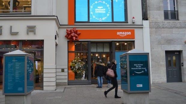 Amazons erster Laden in Deutschland: Ein Vorbote zum Amazon-Kaufhaus?