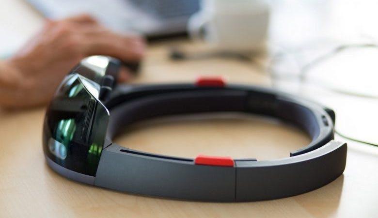 Hololenses sind die Mixed-Reality-Brillen von Microsoft.