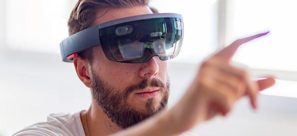 Potenziale bietet Augmented Reality auch im Business-Bereich.