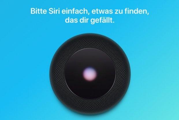 Apple Music: Bislang nur per Siri-Sprachsteuerung bedienbar – ab Dezember auch via Amazons Alexa. (Screenshot: t3n.de; Apple)