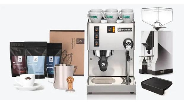 Das Espresso-Einsteigerpaket. (Screenshot: t3n/coffeecircle.com)