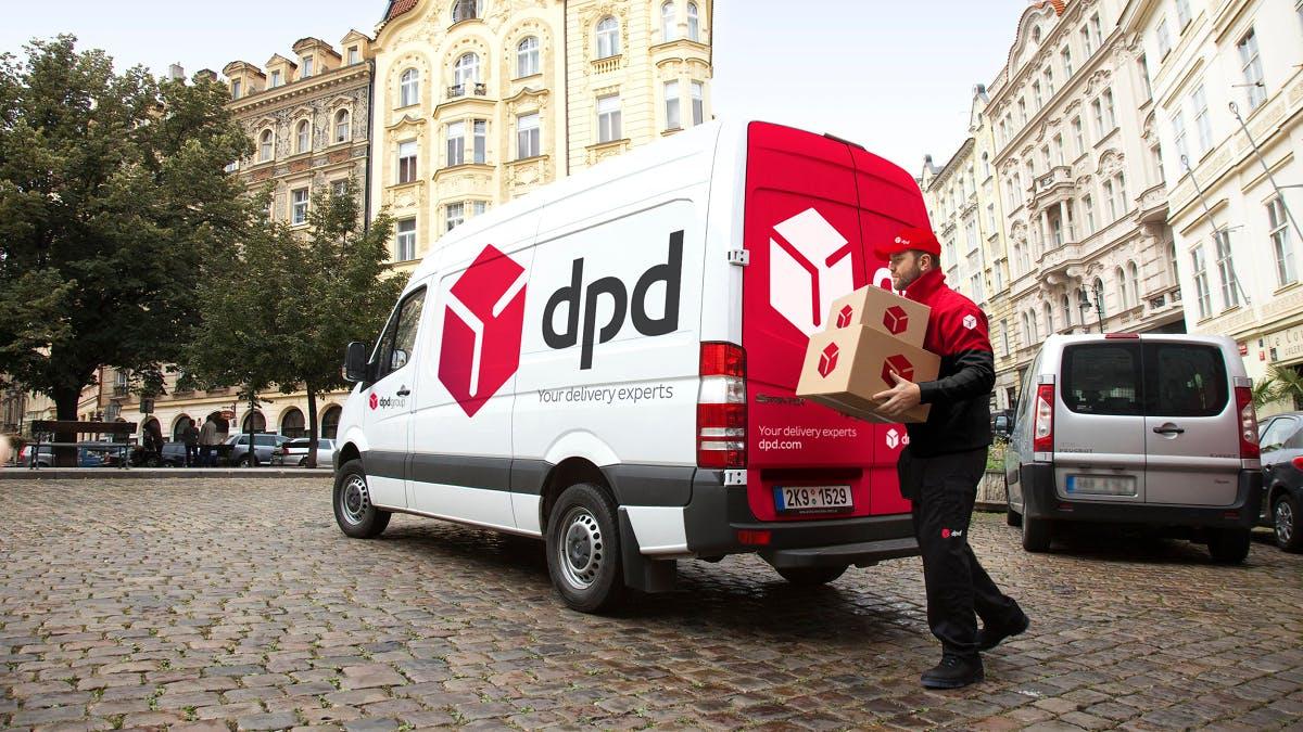 DPD: Ab 2019 kommen in Hamburg nur noch E-Transporter zum Einsatz