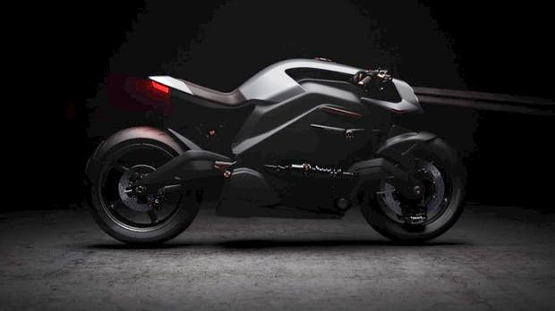 Arc Vector: Dieses schicke Elektromotorrad schafft 240 Stundenkilometer