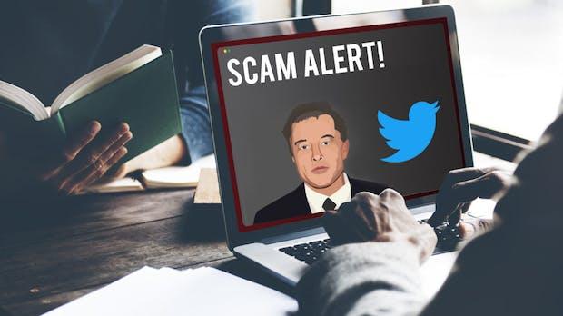 Cybercrime aufTwitter: Fake-Accounts von Tesla-Chef Elon Musk ergaunern Bitcoin