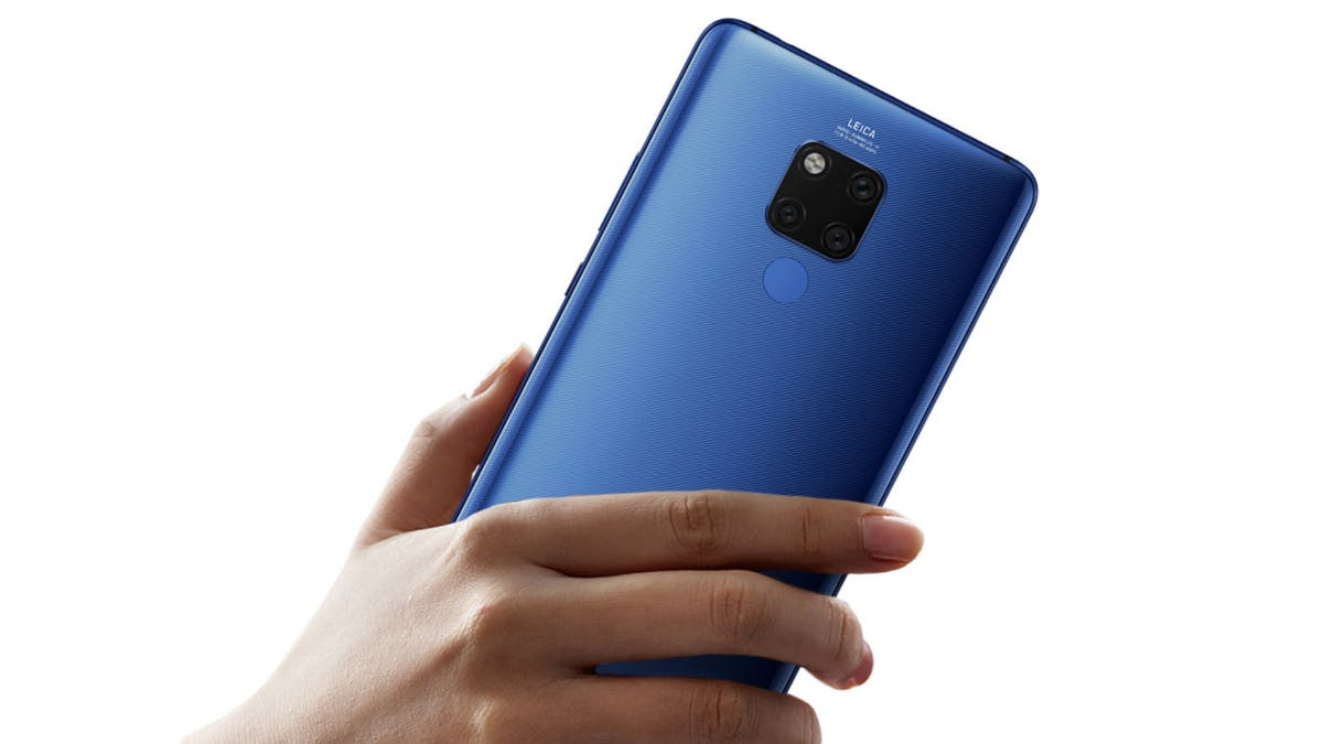 Huawei Mate 20 X: High-End-Phone mit Riesen-Display und Monsterakku erreicht Deutschland