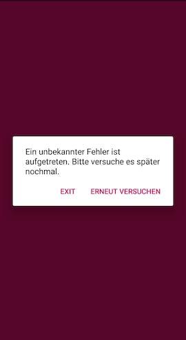 Per SMS bei Foodora bestellen? Denkste! Foodora erkennt nicht mal wo genau das Problem liegt. (Screenshot: t3n.de)