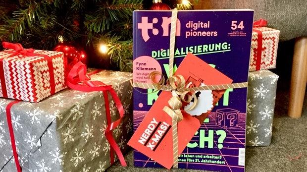 Aktion beendet: t3n unter dem Weihnachtsbaum