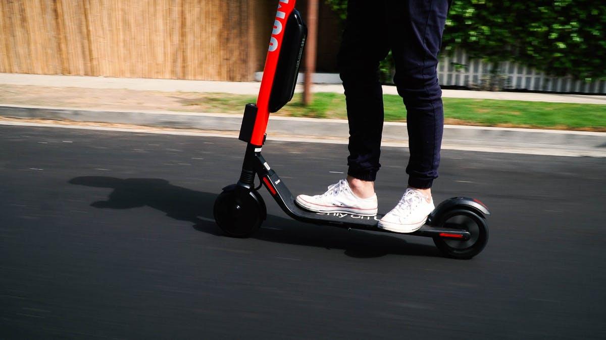 Los gehts: Uber verleiht Jump-E-Scooter in Berlin