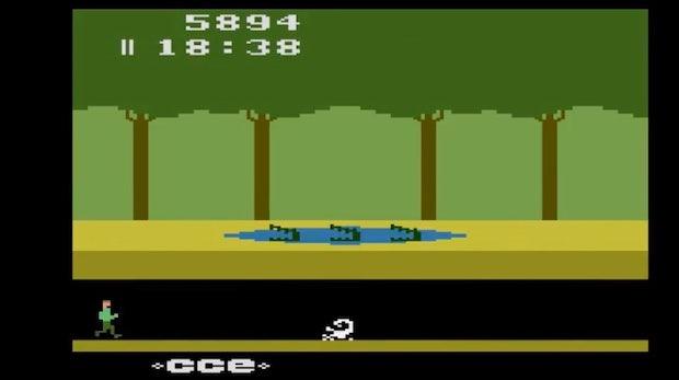 Pitfall: Algorithmus von Uber-Forschern holt als erste KI Punkte im Atari-Game